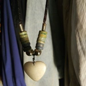 Jewelry - Necklace heart pendant